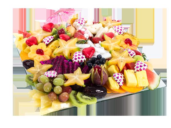 סלסלת פירות לכבוד יום האהבה